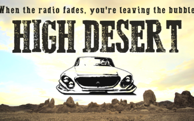HIGH DESERT PROMO: Video, Stills, Music and More.