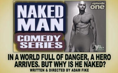 WS Clip Of The Week: Naked Man #1