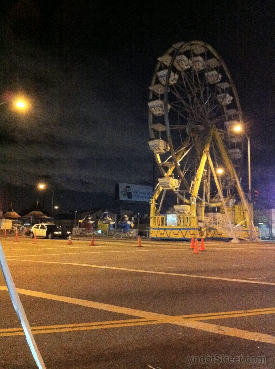 LA BREA STREET CARNIVAL (Los Angeles)