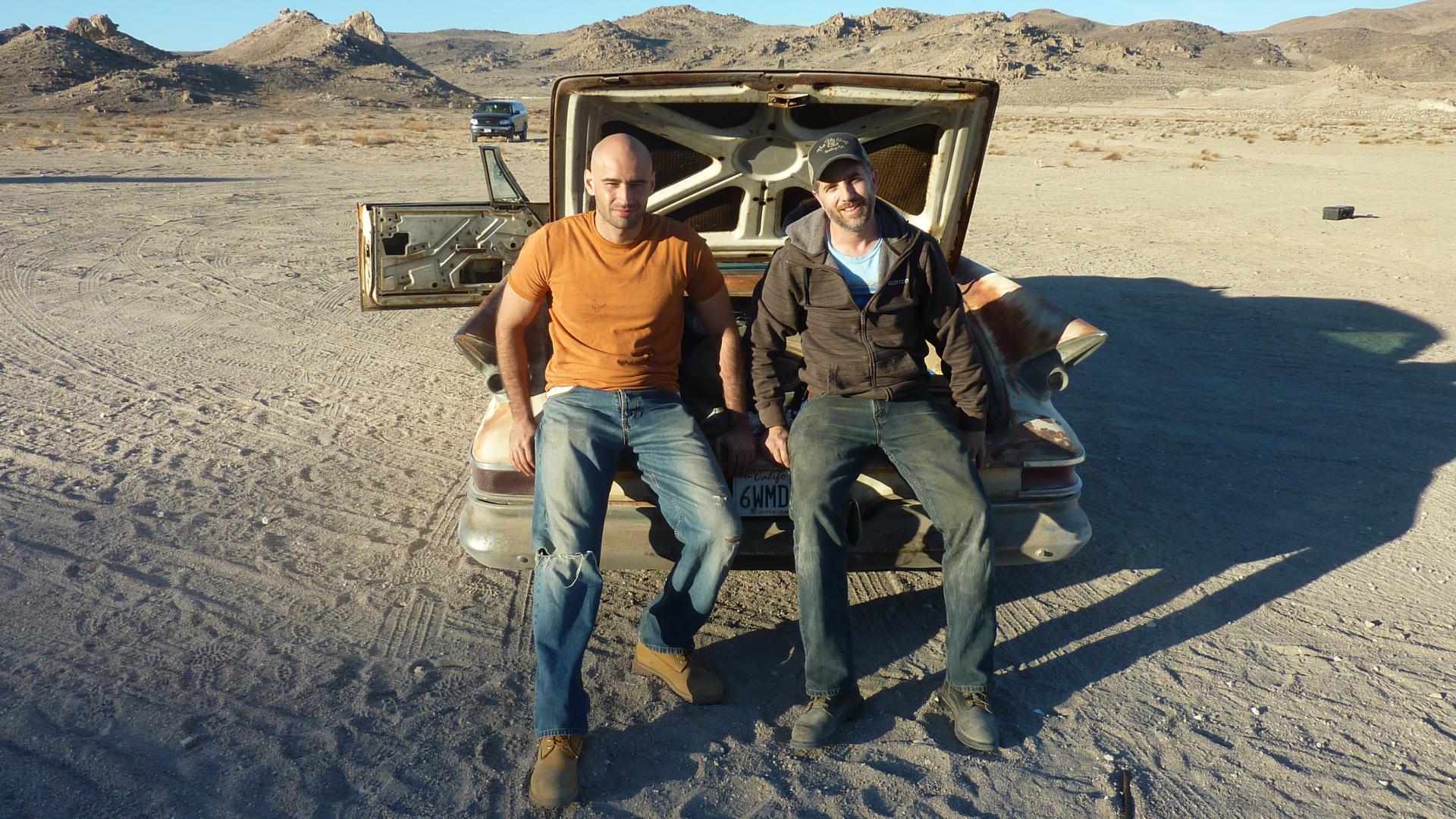 High Desert Behind-The-Scenes Still Frame 64