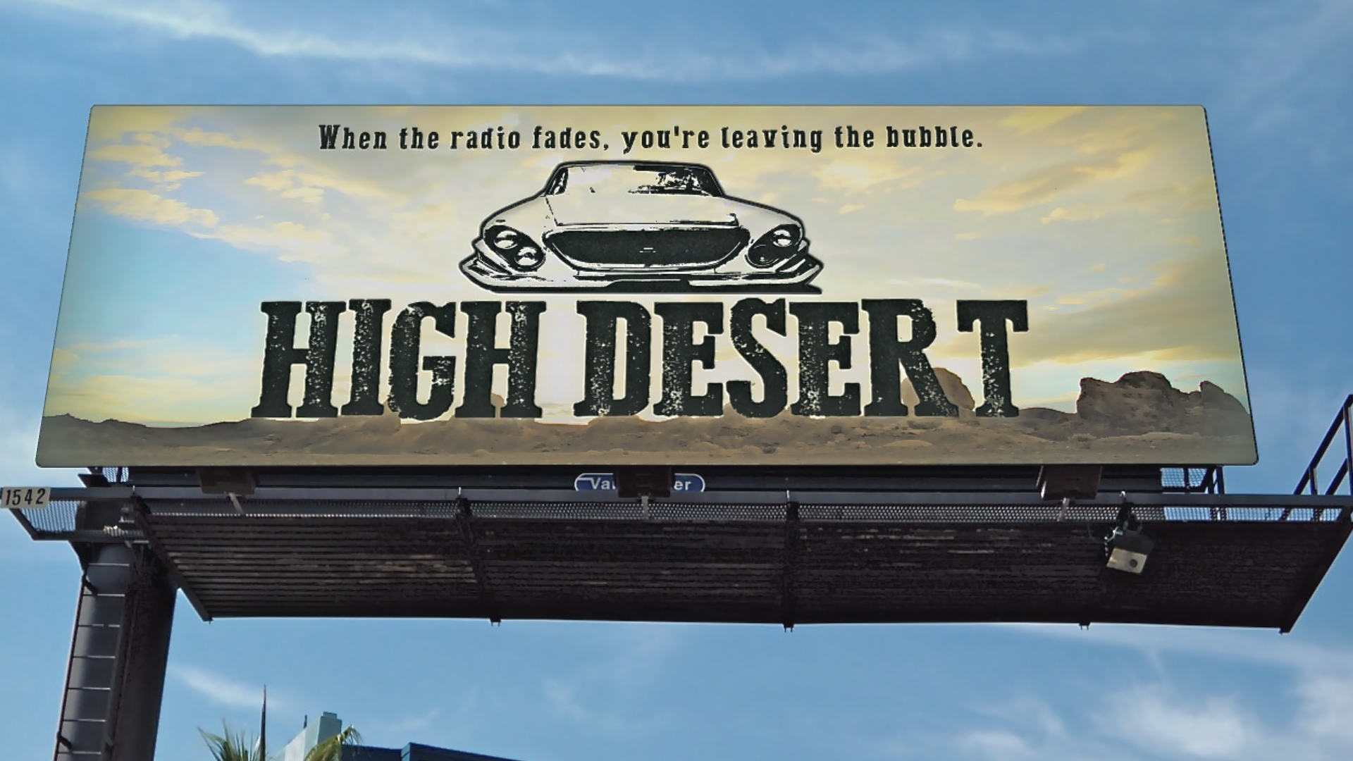 High Desert Billboard