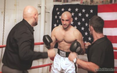 Where I Learned To Fight (Billy Tupper's Knockout Bout)