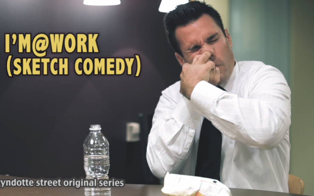 Jokes, Gags And Funny Office Stuff: Now Streaming On Amazon